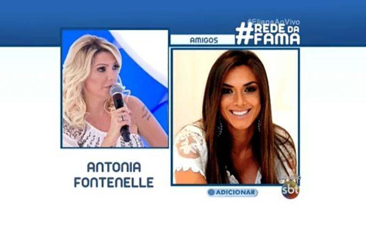28.fev.2016 - Antônia Fontenelle