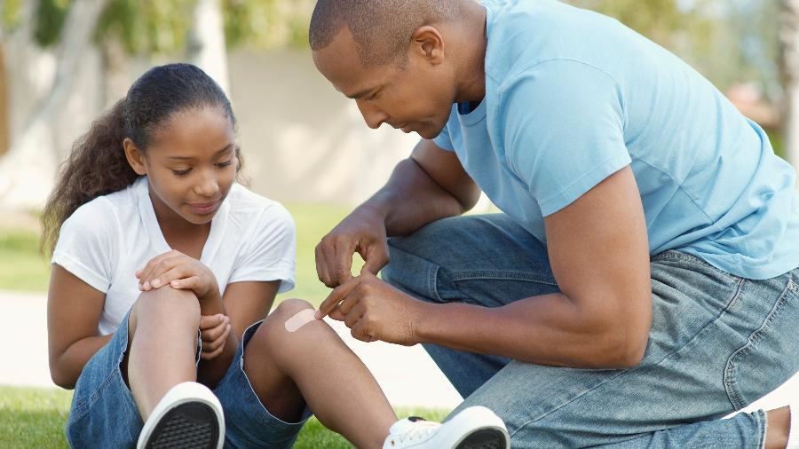 Saiba quais cuidados devem ser tomados quando as crianças se envolvem em acidentes - Getty Images