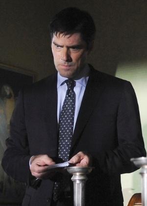 """Thomas Gibson é suspenso de """"Criminal Minds"""" após partir para cima de escritor - Divulgação"""