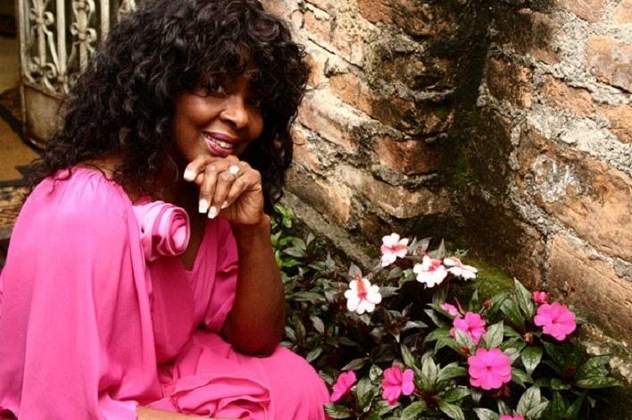 A cantora mineira Carmen Silva, que morreu aos 71 anos em São Paulo