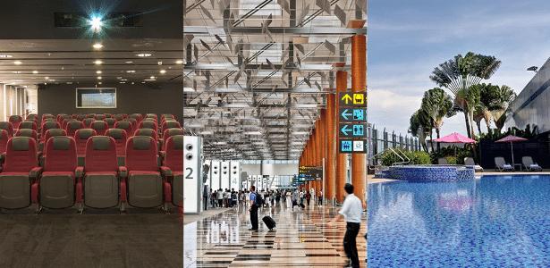 Divulgação/Changi Airport Group
