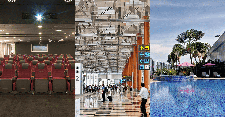 Considerada como uma espécie de Oscar do mercado da aviação, a premiação Skytrax World Airport Awards elegeu, nos últimos quatro anos, o aeroporto de Changi como o melhor do mundo - Divulgação/Changi Airport Group