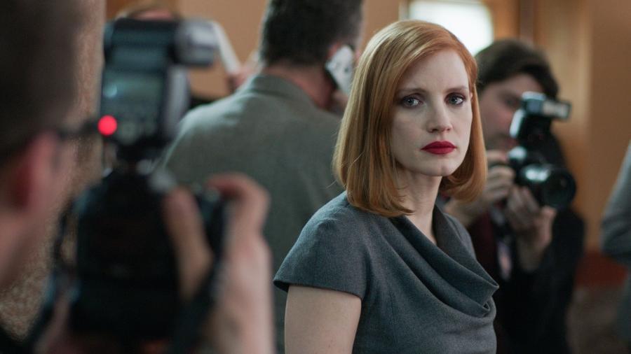 Jessica Chastain recusou protagonizar nos cinemas a super-heróina Vespa, da Marvel - Divulgação