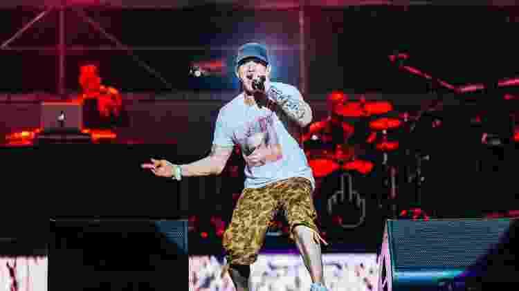 Eminem - Reprodução/Facebook - Reprodução/Facebook