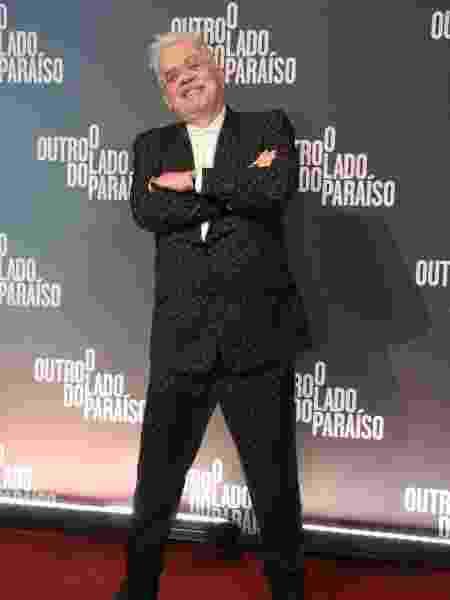 """Walcyr Carrasco, autor de """"O Outro Lado do Paraíso"""" - AgNews"""