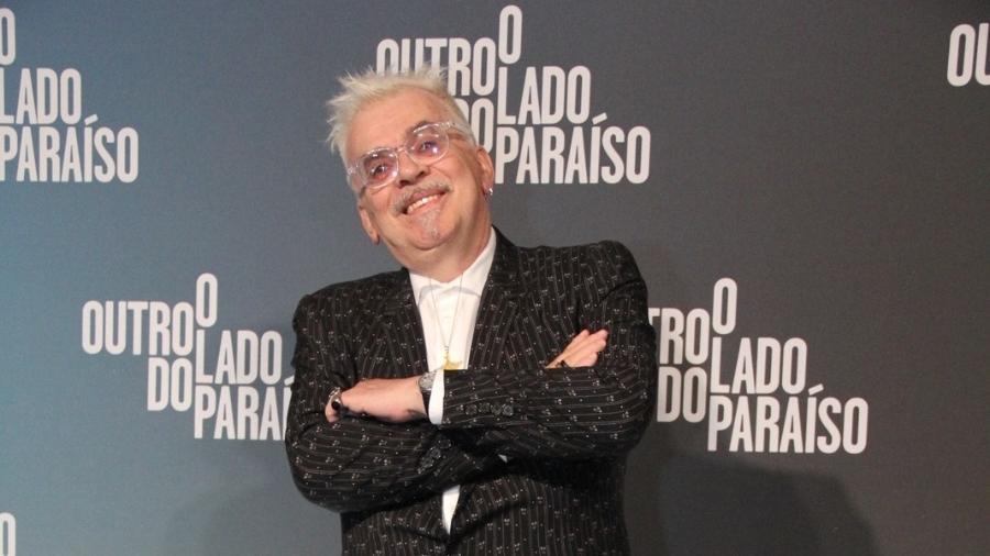 O autor Walcyr Carrasco - AgNews