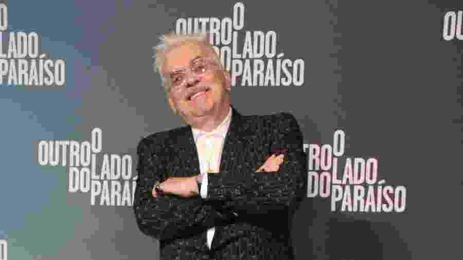 """Walcyr Carrasco autor de """"O Outro Lado do Paraíso"""" - AgNews"""