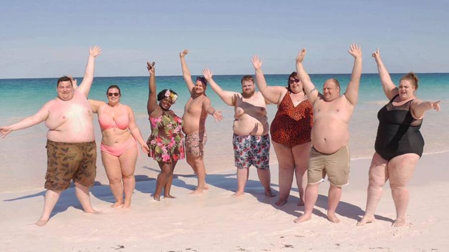 Viajantes plus size também curtem as Bahamas - Divulgação/The Resort
