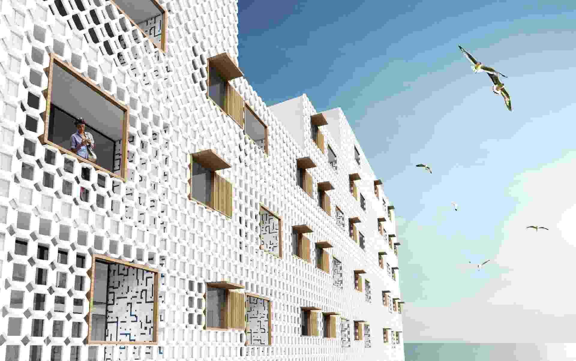 Cobogó - Triptyque Architecture/Divulgação