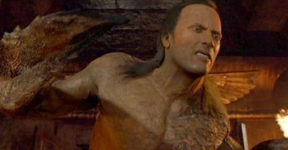 """Cena de """"O Retorno da Múmia"""" (2001)"""