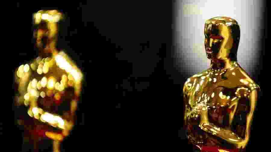 Estatuetas do Oscar - Emmanuel Dunand/AFP