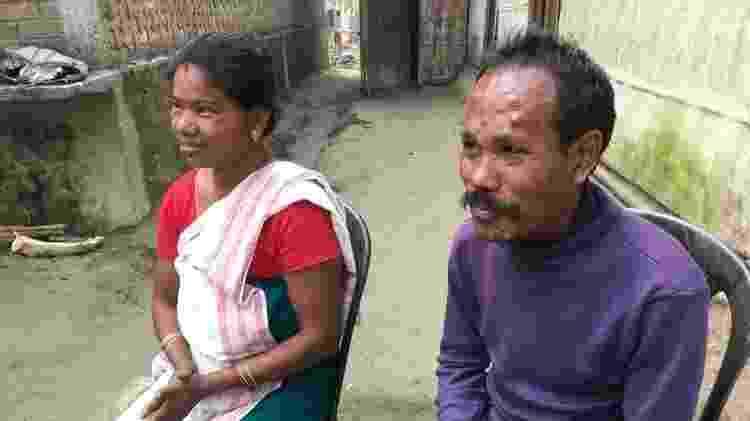 Família Boro diz que destrocar as crianças agora seria muito doloroso - BBC - BBC