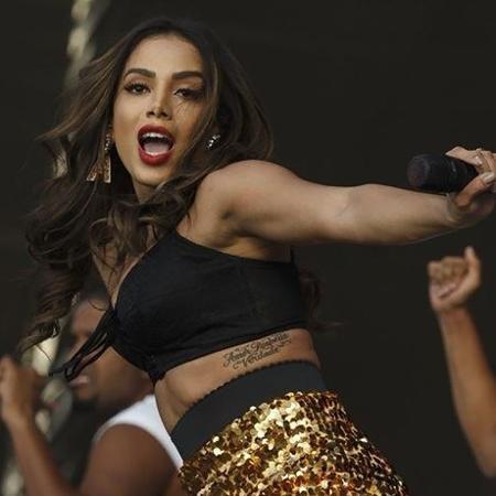 Anitta é uma das atrações do Rock in Rio 2019 - Divulgação
