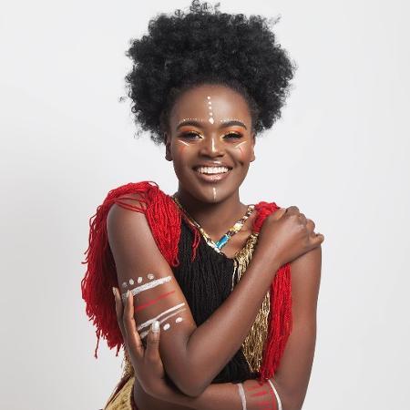 Sherrie Silver, de apenas 23 anos, é nascida em Ruanda, país africano que atravessou décadas de guerra civil - Divulgação