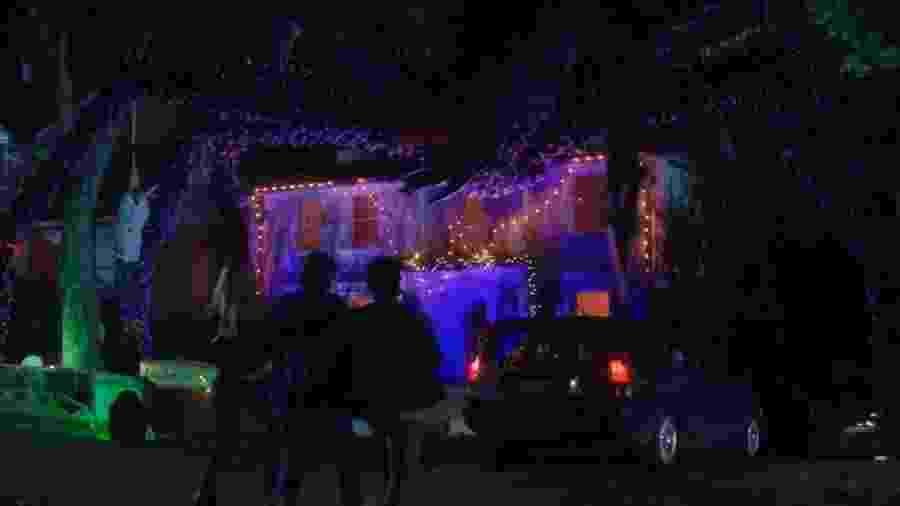 """Cena de """"Goosebumps 2: Halloween Assombrado"""" - Reprodução"""