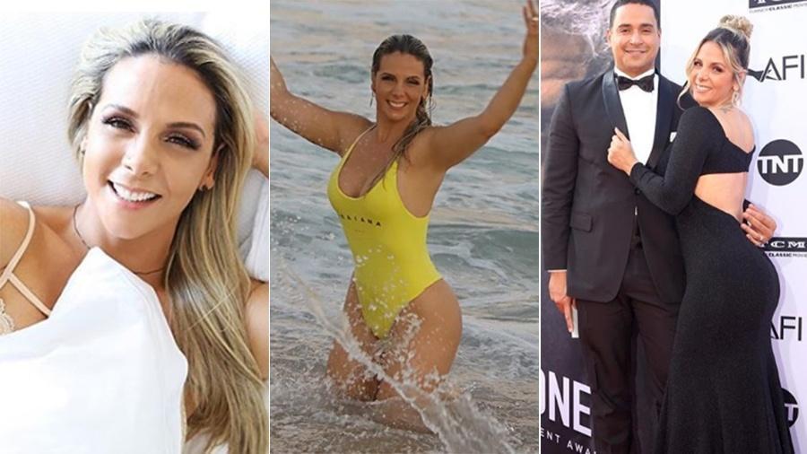 Casada com Xanddy e mãe de dois filhos, Carla Perez tem 40 anos e arrasa - Reprodução/Instagram