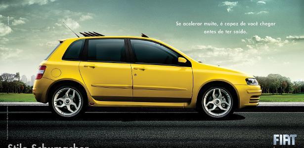 """Fiat Stilo """"Schumacher"""" foi uma das séries especiais de mais sucesso da década de 2000"""