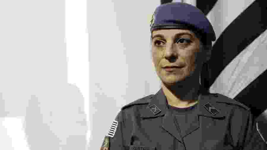 Kátia Sastre é candidata a deputada federal pelo PR - Mauricio Sumiya/Futura Press/Folhapress