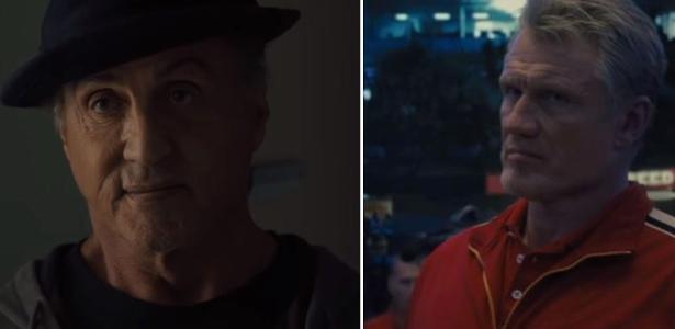 Creed 2 | Como é o encontro entre Rocky e Drago quase 35 anos depois