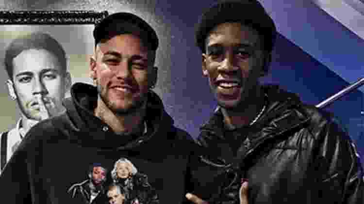 Zullu tocou na festa de aniversário de Neymar em Paris este ano - Reprodução/Instagram - Reprodução/Instagram
