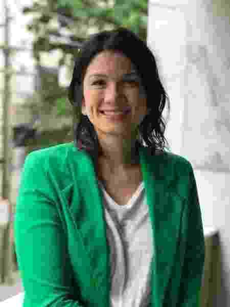 Renata Albertin, cofundadora do app Mete a Colher - Divulgação