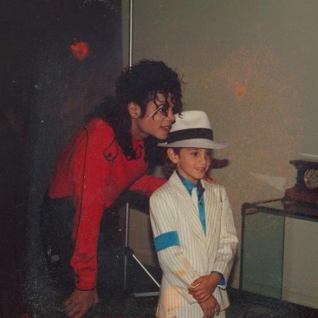 Wade Robson conheceu Michael Jackson quando tinha 5 anos; ele alega que foi abusado pelo cantor - Divulgação