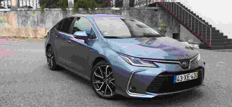 Toyota Corolla 2020 poderá ser movido a eletricidade, gasolina ou etanol - Ricardo Ribeiro/Colaboração para o UOL