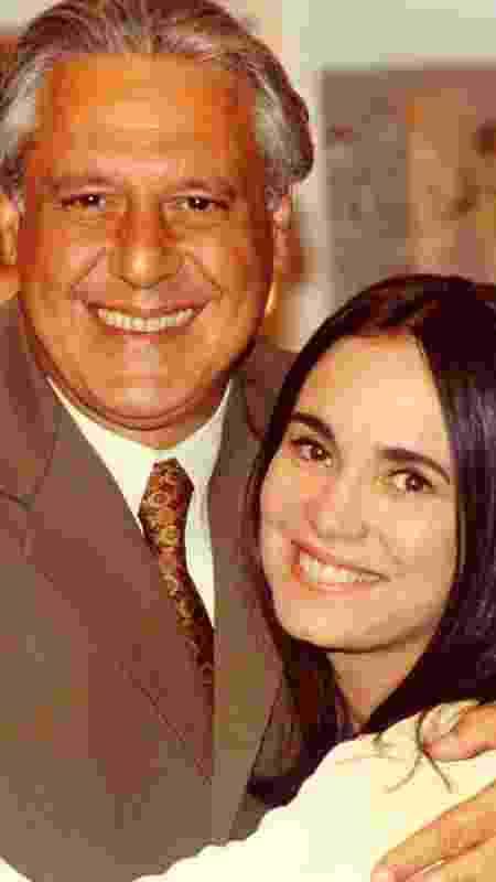 Atílio (Antonio Fagundes) e Helena (Regina Duarte) são o casal principal de Por Amor - Globo/Divulgação - Globo/Divulgação