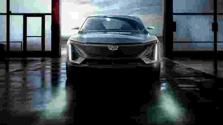 Cadillac EV protótipo conceito elétrico - Divulgação - Divulgação