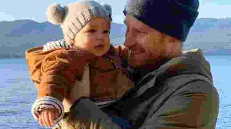 Harry e Meghan afirmaram que planejam viver com o filho Archie entre Reino Unido e América do Norte, principalmente Canadá - PA Media
