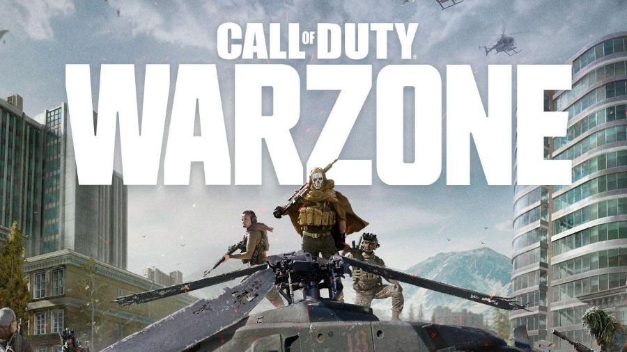Call of Duty: Warzone - Reprodução