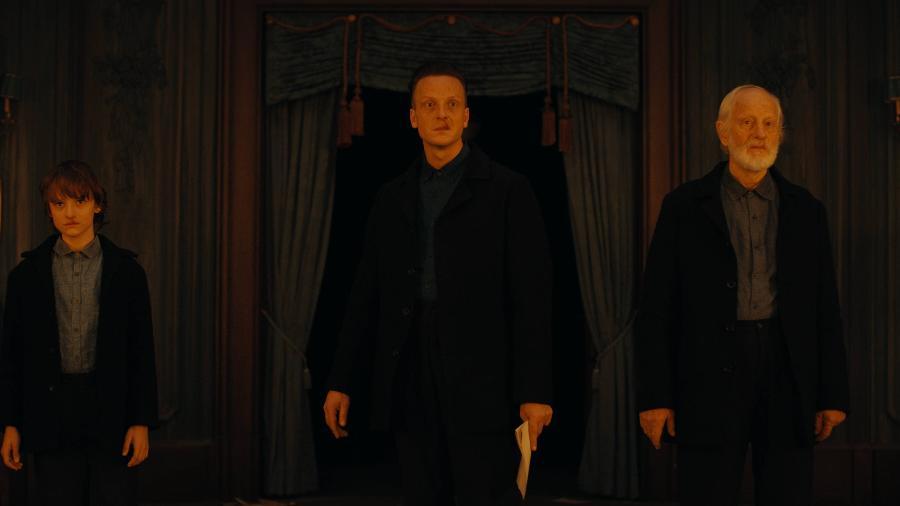 """O Desconhecido em """"Dark"""" - Divulgação"""