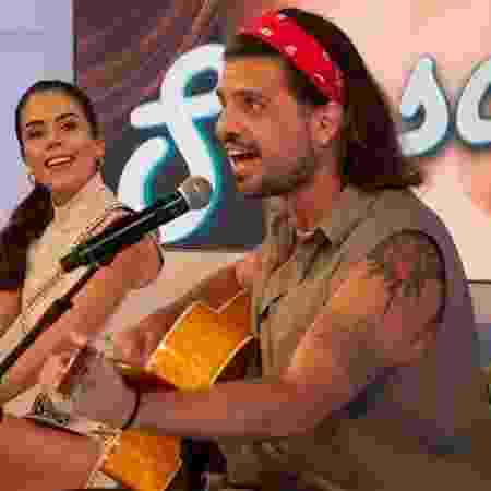 Marcus Menna, ex-vocalista do LS Jack - Divulgação / RedeTV!