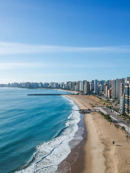 Fortaleza terá dia quente hoje (17) - Getty Images/iStockphoto