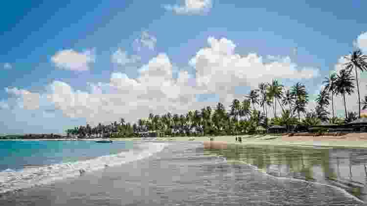 Praia de Carneiros, em Pernambuco - Getty Images/iStockphoto - Getty Images/iStockphoto