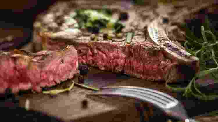 T-bone: duas carnes em um corte - Getty Images - Getty Images