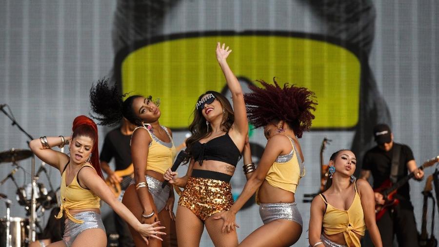 Anitta comemora 10 anos de carreira - Reprodução/Twitter