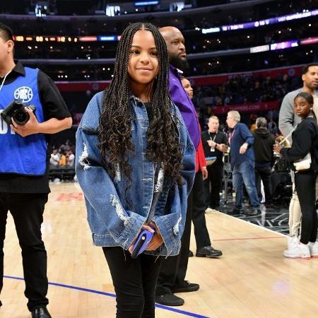 Blue Ivy deu uma espichada, né? Nesta quinta (7), a primogênita de Beyoncé e Jay-Z completa 9 anos - Allen Berezovsky/Getty Images