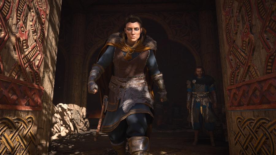 """Suoma é uma das vikings que precisa de ajuda em Assassin""""s Creed Valhalla - Reprodução/START"""