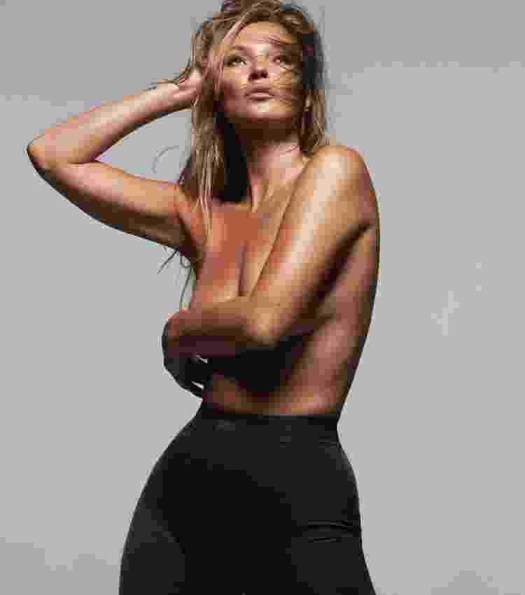 Kate Moss para a Skims - Divulgação - Divulgação