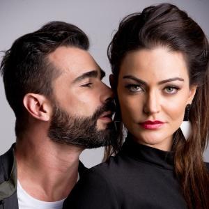 Laura Keller e Jorge Sousa estão correndo com os preparativos do casamento - Divulgação/Bruno Romão/R2assessoria
