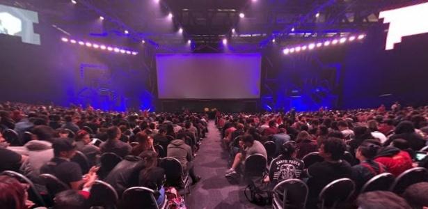 Veja como é o auditório principal da Comic Con Experience - Felipe Branco Cruz/UOL