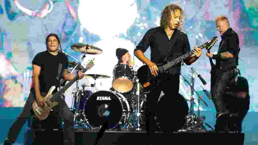 Nova espécie de crustáceo recebe nome em homenagem à banda Metallica. - Alexandre Schneider/UOL