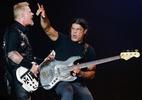 """Metallica saúda novo público no Lolla: """"Vocês agora são parte da família"""" - Alexandre Schneider/UOL"""