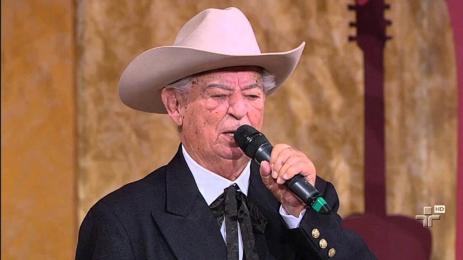 Zé da Estrada tinha 88 anos e uma das carreiras mais longevas do sertanejo - Reprodução