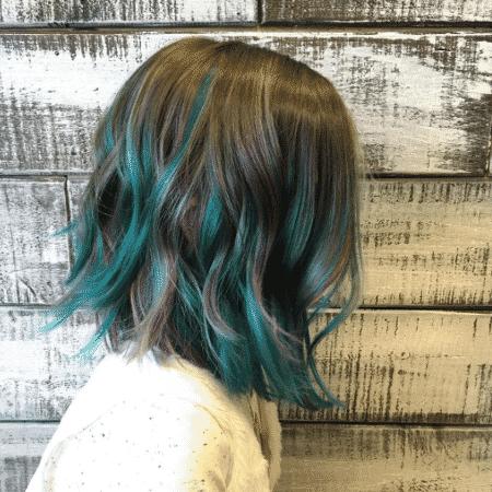 O cabelo de suculenta é a nova mania das redes - Reprodução/Instagram