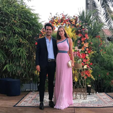 Marina Ruy Barbosa e o noivo - Reprodução/Instagram
