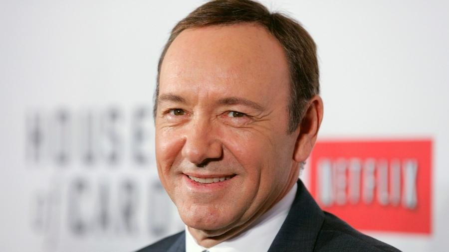 O ator Kevin Spacey  - Getty Images