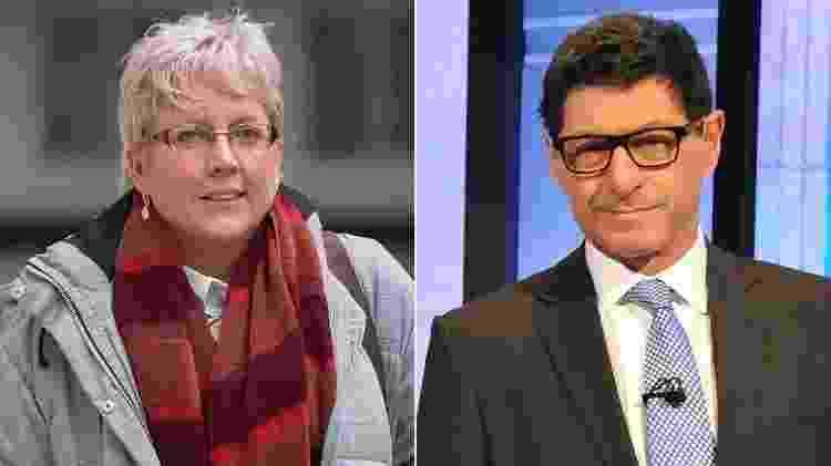 Diferença salarial entre apresentadores da BBC está em discussão desde o ano passado - Getty Images/BBC - Getty Images/BBC