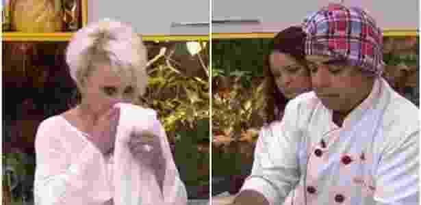 Reprodução/TV Globo Montagem/UOL